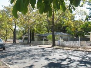 Calistoga street